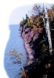 Lake Superior Cliffs Battle Site
