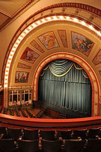 Historic Ironwood Theatre