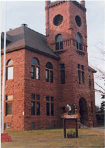 Gogebic County Courthouse