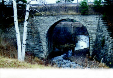 Ramsey Keystone Bridge